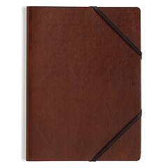 LGNDR Document Folder HYDE Chestnut